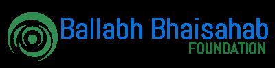Ballabh Bhaisahab Foundation Logo